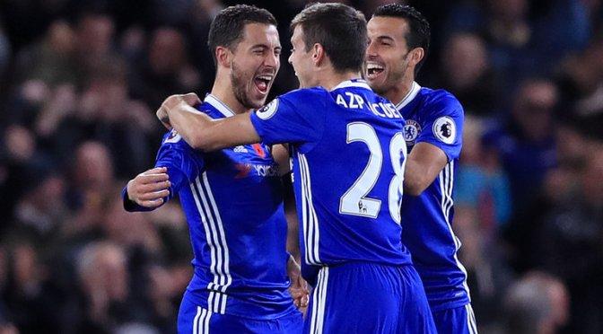 The Secret Behind Chelsea's Success