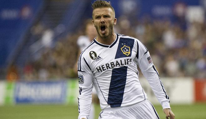 Ten Years After David Beckham