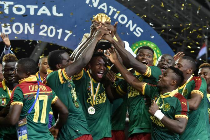 Cameroon Wins African Cup of Nations in Unlikely Fashion