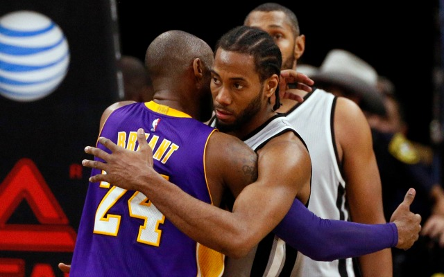Kawhi and Kobe