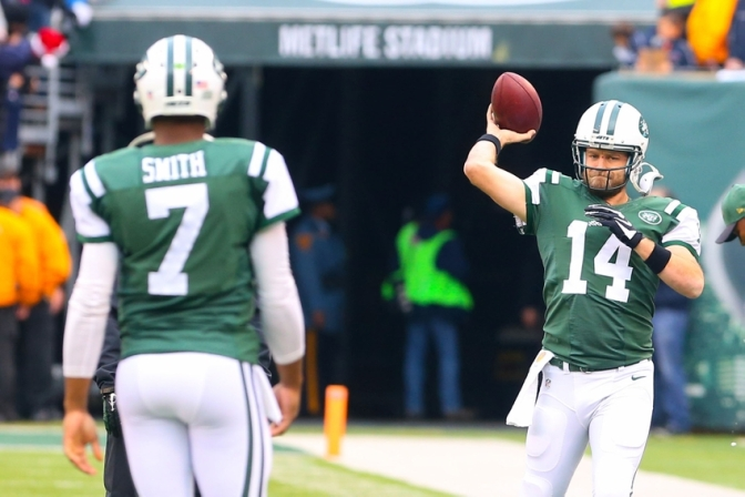 Evaluating the Jets' Quarterback Options for 2017