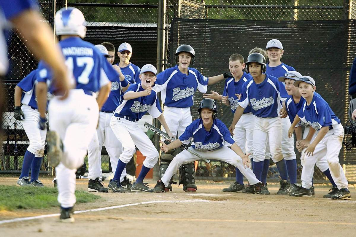 Little League Stereotypes from Catcher to Outfield
