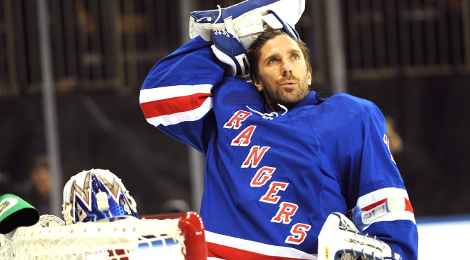 How the Rangers Wasted Henrik Lundqvist