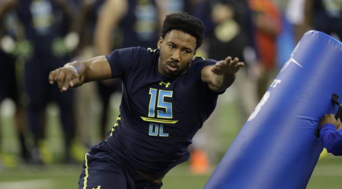 NFL Combine Highlights Promising 2017 Draft Prospects