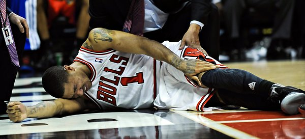 "NBA Injuries: ""What Could Have Been"" Through the Lens of Derrick Rose"