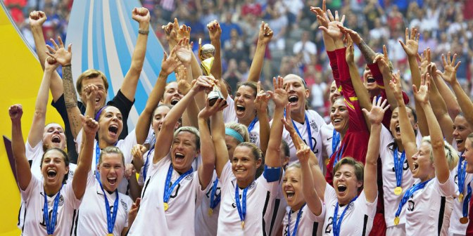 USWNT Finally Gets Improved Pay