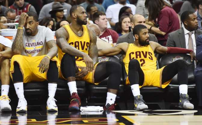 Is the Reign of the Cavs Over?