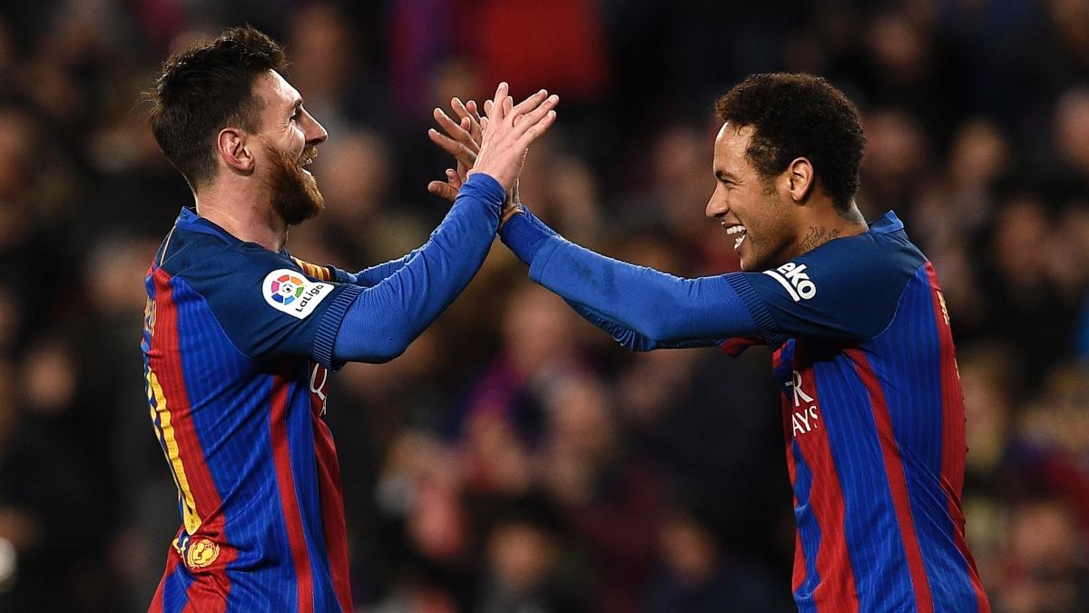 Neymar: The Next Best Player in the World