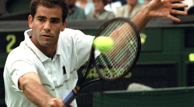 An Ode to Pete Sampras