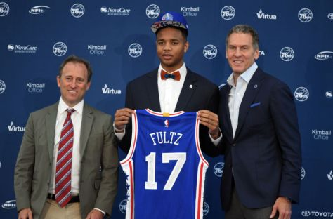NBA: Philadelphia 76ers-Press Conference