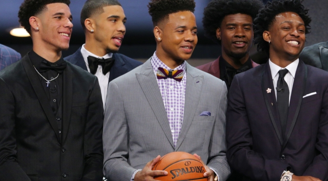 One Week Later: 2017 NBA Draft Grades