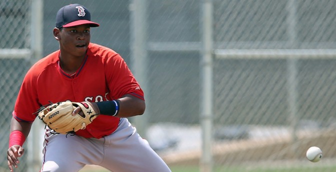 Rafael Devers: The Solution