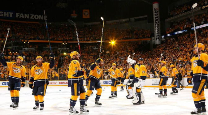 How the Nashville Predators Became America's Team and their Three Next Replacements
