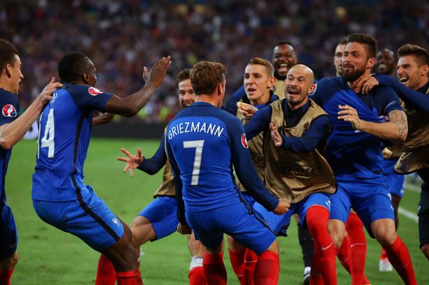The Redemption of Les Bleus