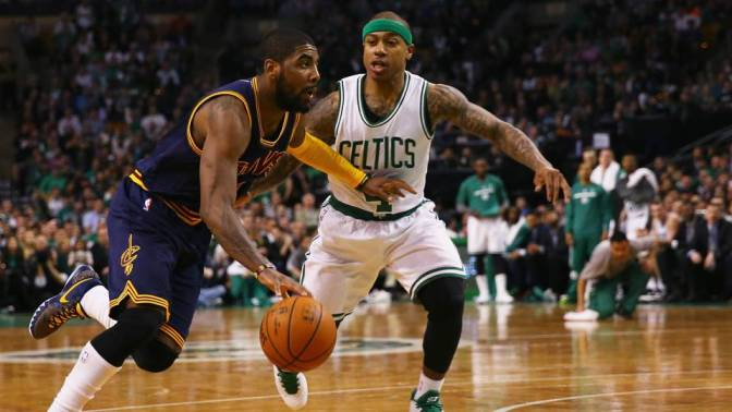 Analyzing the Kyrie Irving Trade from the Celtics Standpoint