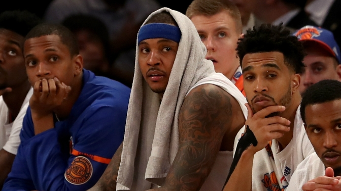 Melo and Jackson: A Classic Knicks Story