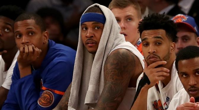 Melo and Jackson: A Classic Knicks Story