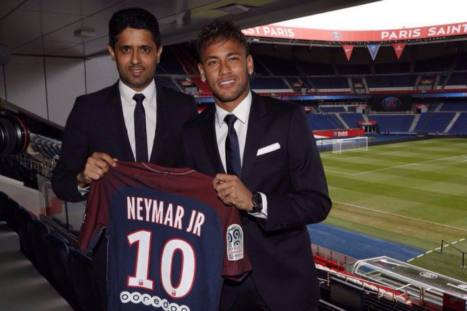 Neymar Transfer to Improve Brazilian Chemistry