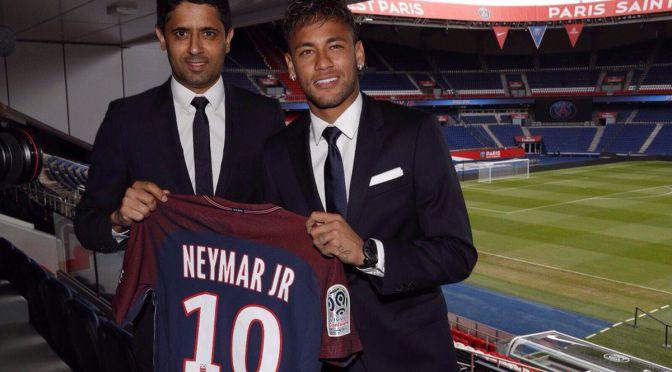 Neymar Transfer to Improve Brazilian Chemistry