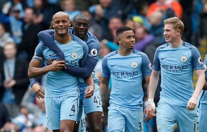 Why Manchester City will Win the Premier League in 2017