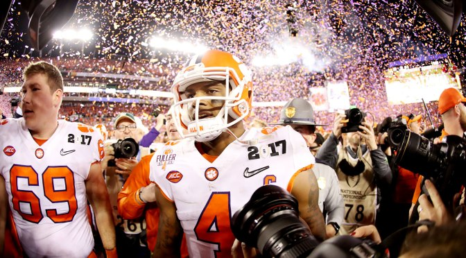Couches to Confetti: What Could Have Been in 2016 College Football