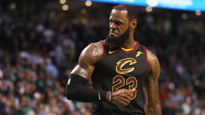 An Open Letter to LeBron James