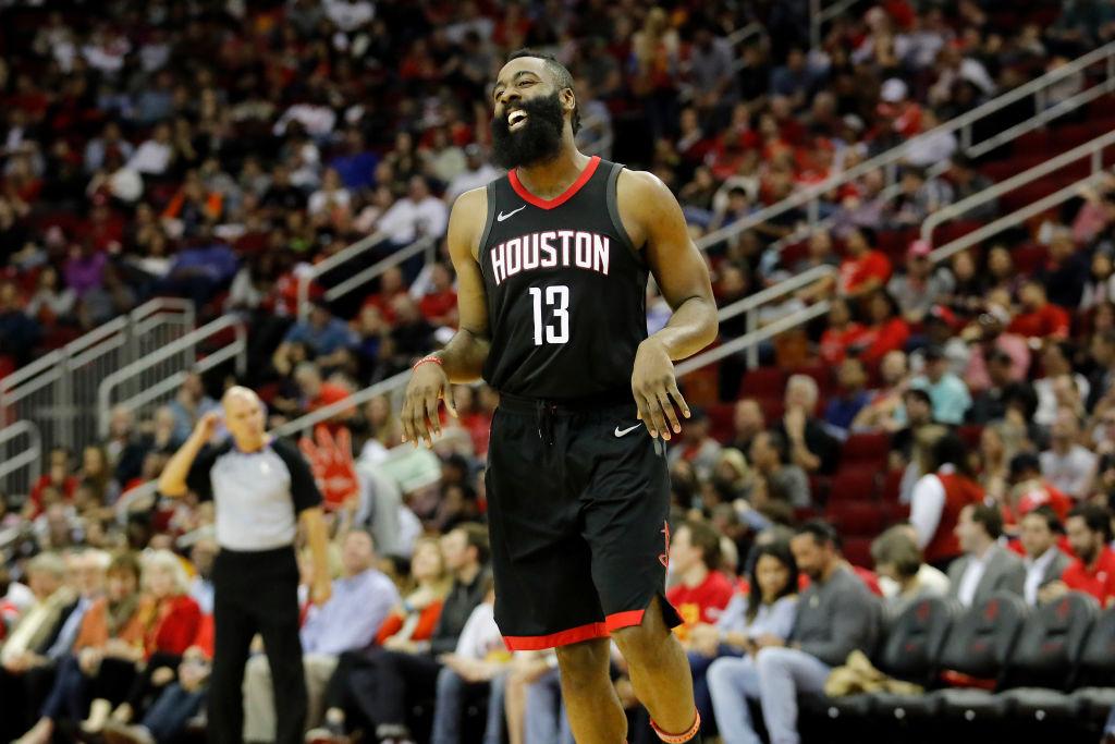 Denver Nuggets v Houston Rockets